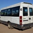 Микроавтобус IVECO DAILY. Год выпуска - 2010