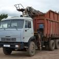 Автокран Галичанин КС-55713-1 на шасси КамАЗ