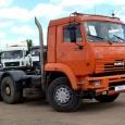 Седельный тягач КАМАЗ 6460. Год выпуска: 2007