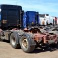 Седельный тягач Scania 143m 6X2.Год выпуска 1990