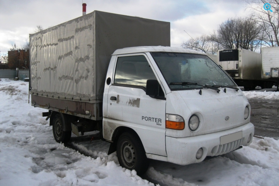 HYUNDAI H-100 (AU) Porter