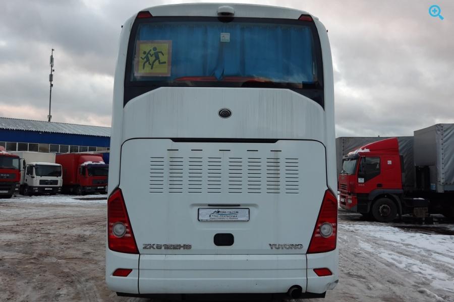 Yutong ZK6122 H9
