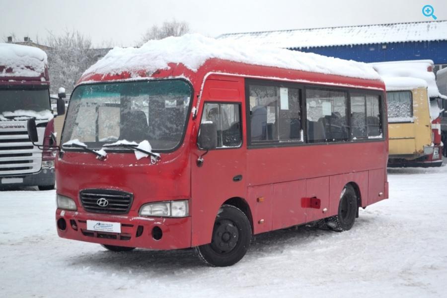 Автобус городской HYUNDAI County HD (SWB)