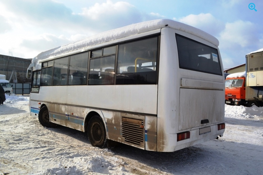 Автобус городской среднего класса КАвЗ 4235-32 Аврора. Год выпуска - 2012.