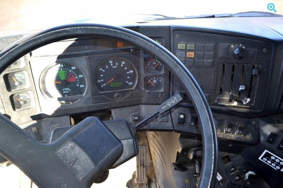 Грузовик самосвал Маз 650108-280