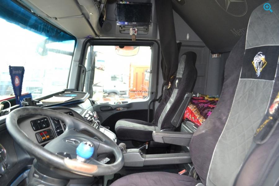 Промтоварный фургон (BDF) Mercedes Actros 1841 Mega Space