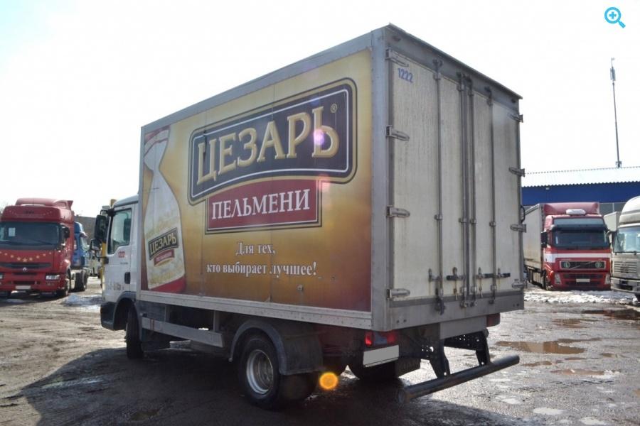 Грузовой фургон изотермический MAN TGL 10.180.