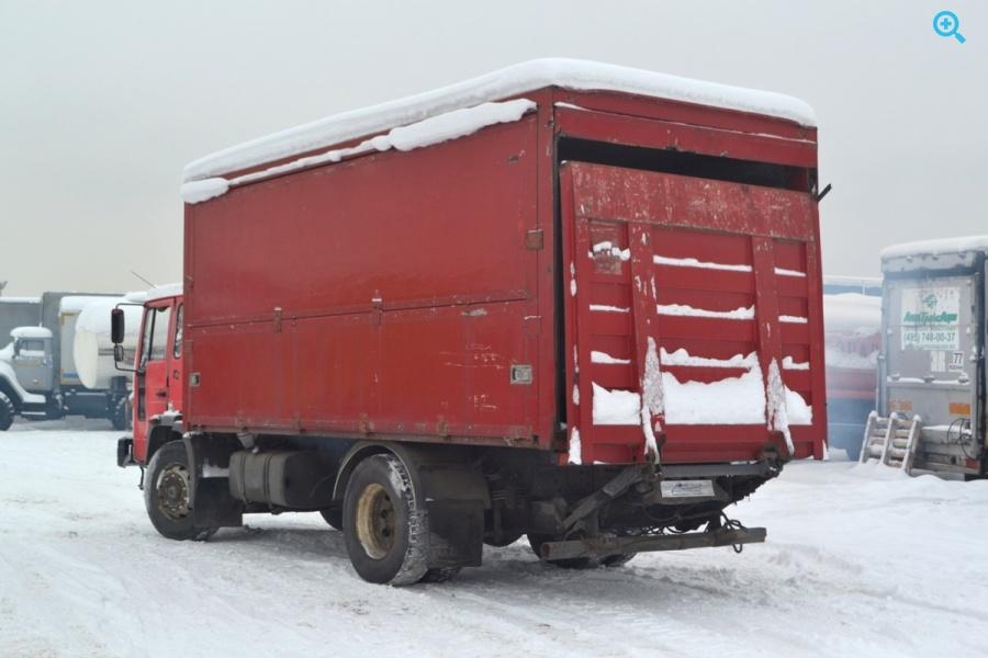 Грузовик изотермический Volvo FL 619