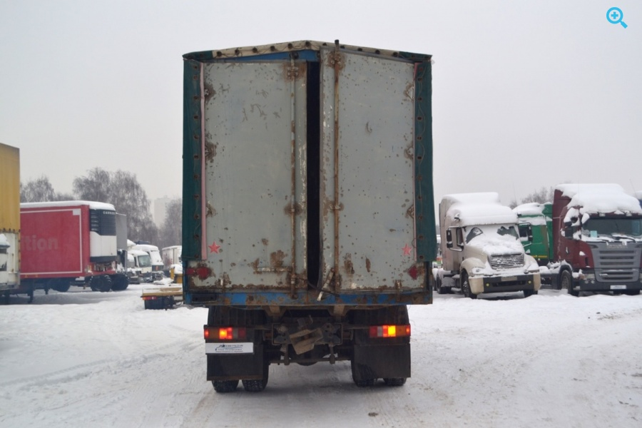 Продается бортовой, тентованный грузовик МАЗ 533603-2121