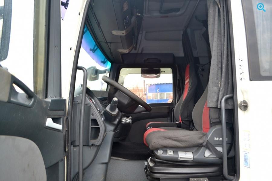 Грузовик фургон Man TGL 8.210