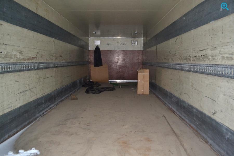 Промтоварный фургон MAN 25-322