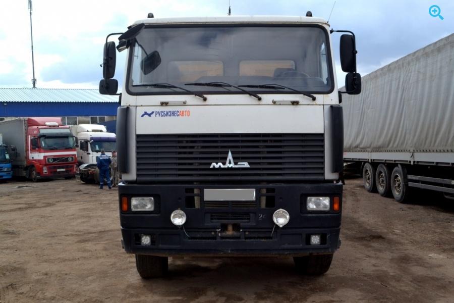 Самосвал Маз 651689