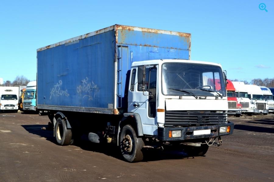 Грузовой фургон Volvo FL618