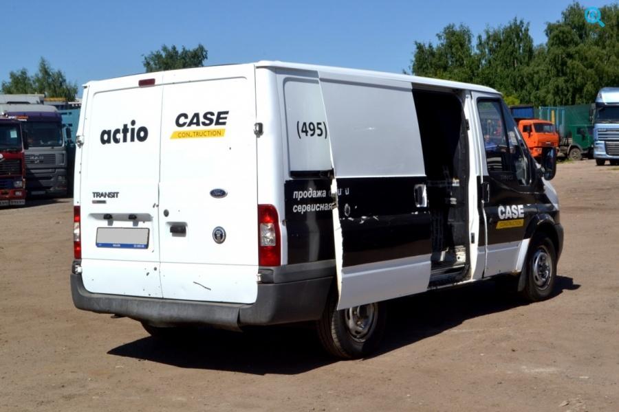 Грузовик цельнометаллический  Ford Transit. Год выпуска 2007