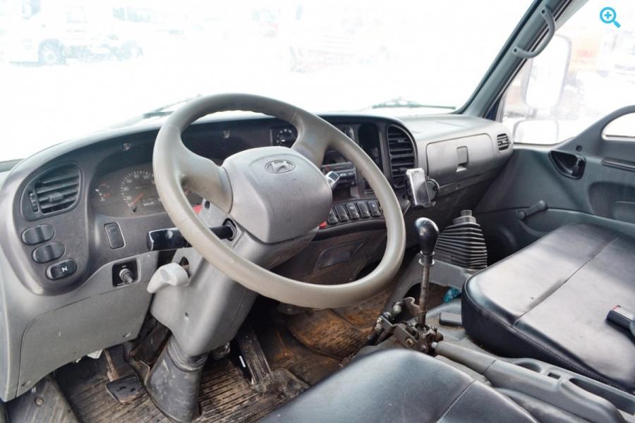Грузовик рефрижератор Hyundai HD78. Год выпуска 2008.