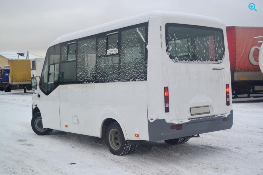 ГАЗ NEXT A64R42