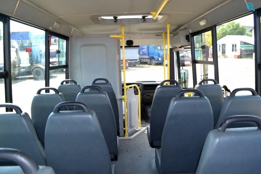 Микроавтобус ГАЗ NEXT A64R42