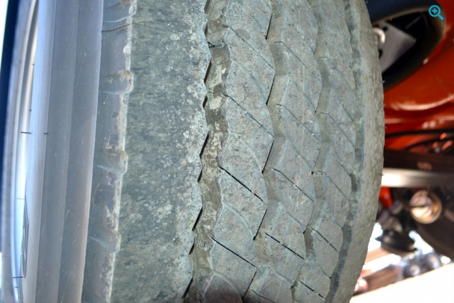 Цементовоз GuteWolf