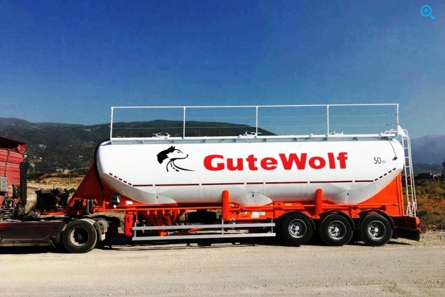 Комбикормовоз (кормовоз) GuteWolf