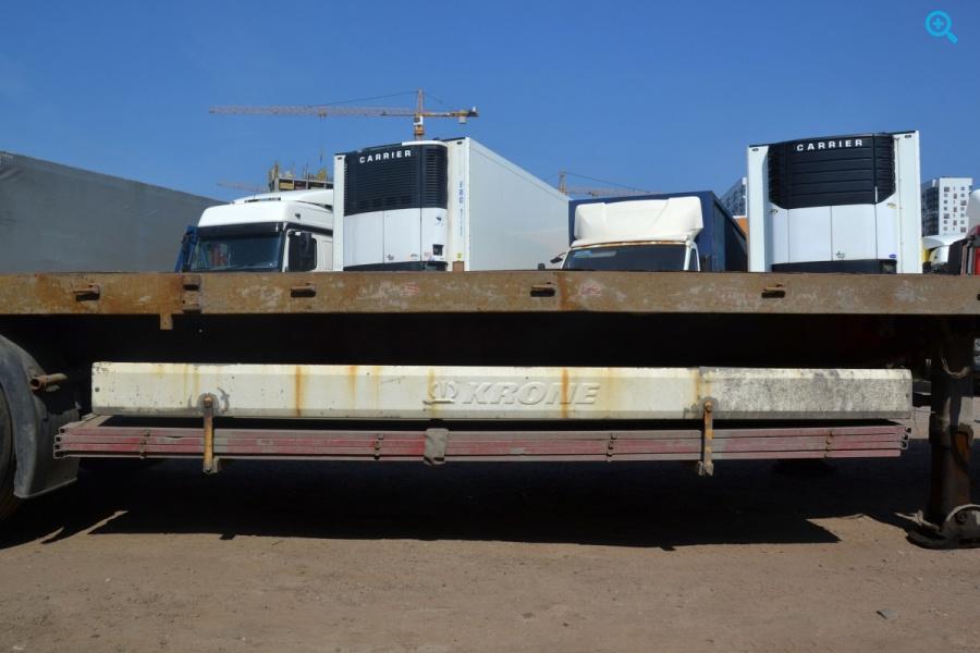 Самосвальный Алюминиевый (зерновоз) Wielton NW 48