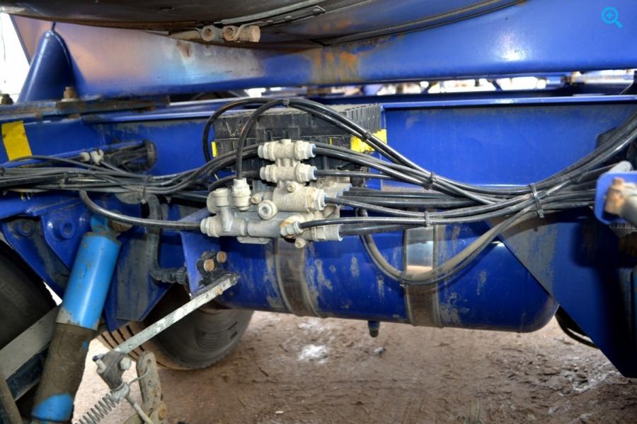 Полуприцеп цистерна-битумовоз  Сеспель 964874