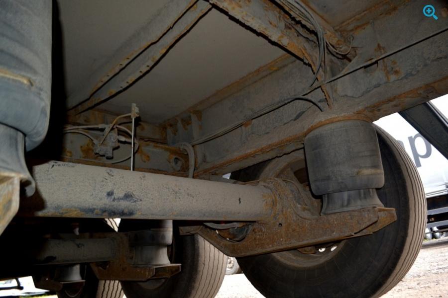 Шторный полуприцеп Krone SDP 27  2006г