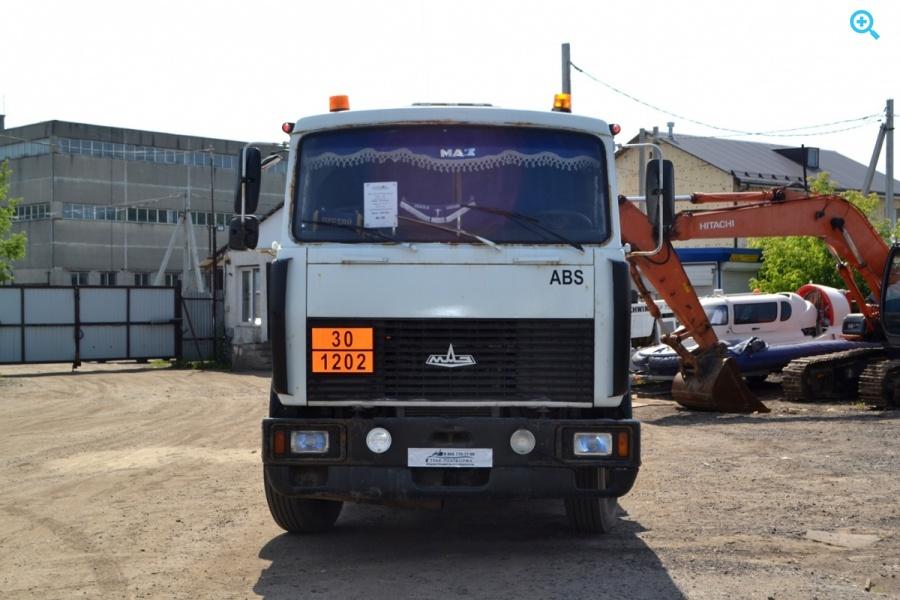 Автотопливозаправщик АЦ-56161-05 на шасси МАЗ 630305-240