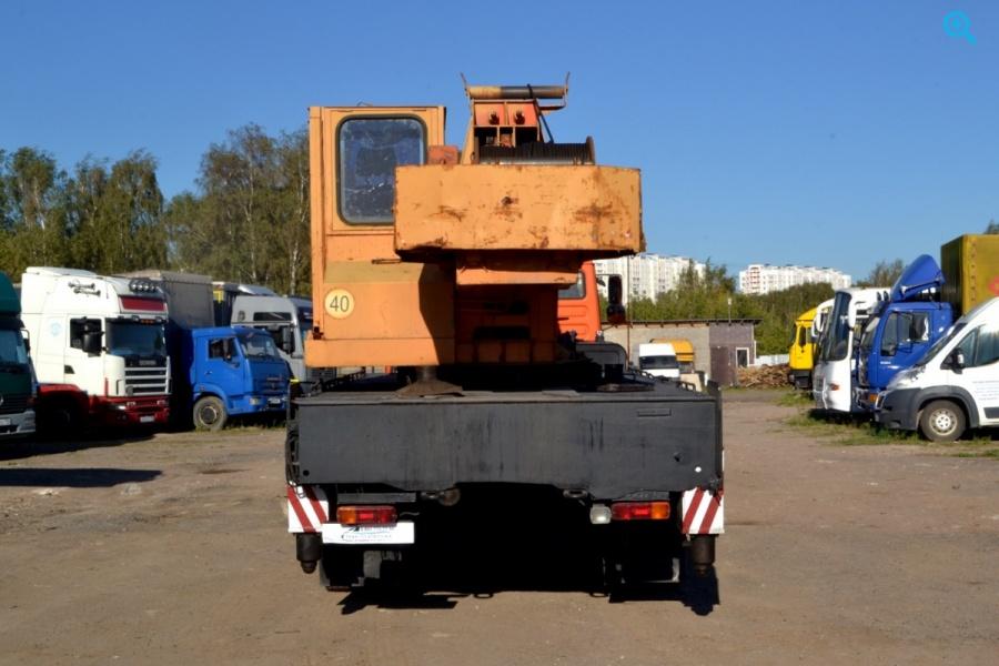 Кран КС-55713-1К