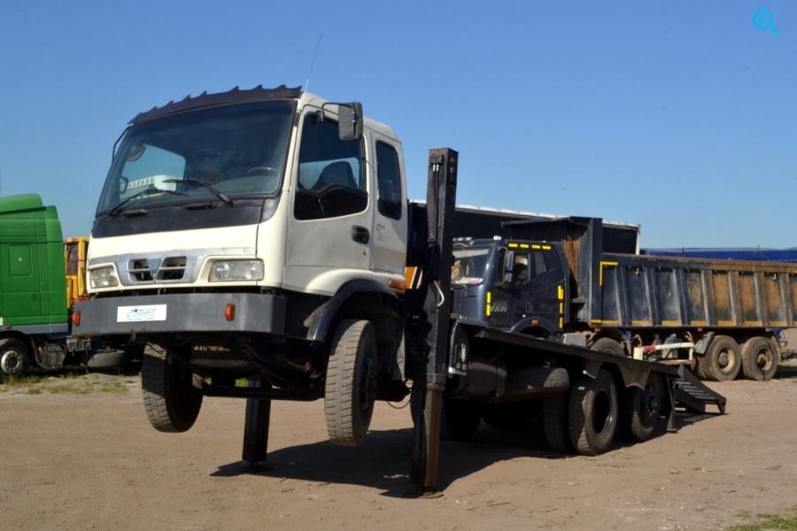 Фуд-трак на шасси автомобиля фургона ГАЗ-3302