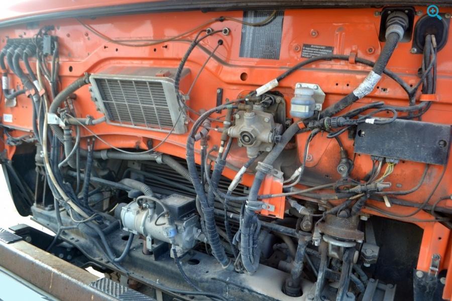 Автокран КС-55713-1К-2 на шасси Камаз 65115-62