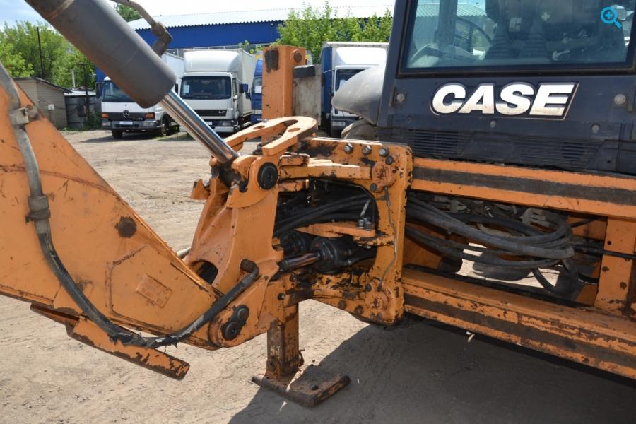 CASE 580 Т