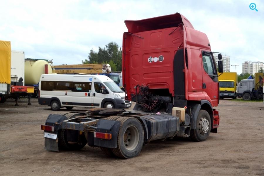Седельный тягач Renault Premium DCI