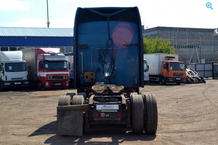 Седельный тягач KENWORTH T600