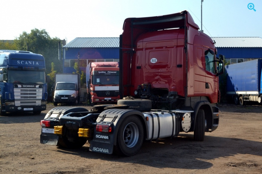 Седельный тягач SCANIA R420 LA4X2HNA