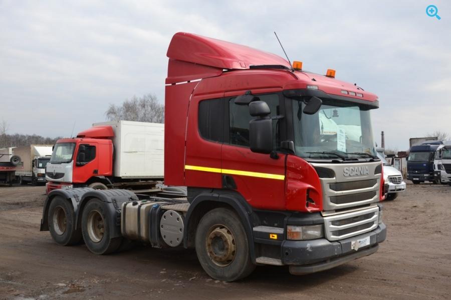 Scania P400 CA6x4HSZ