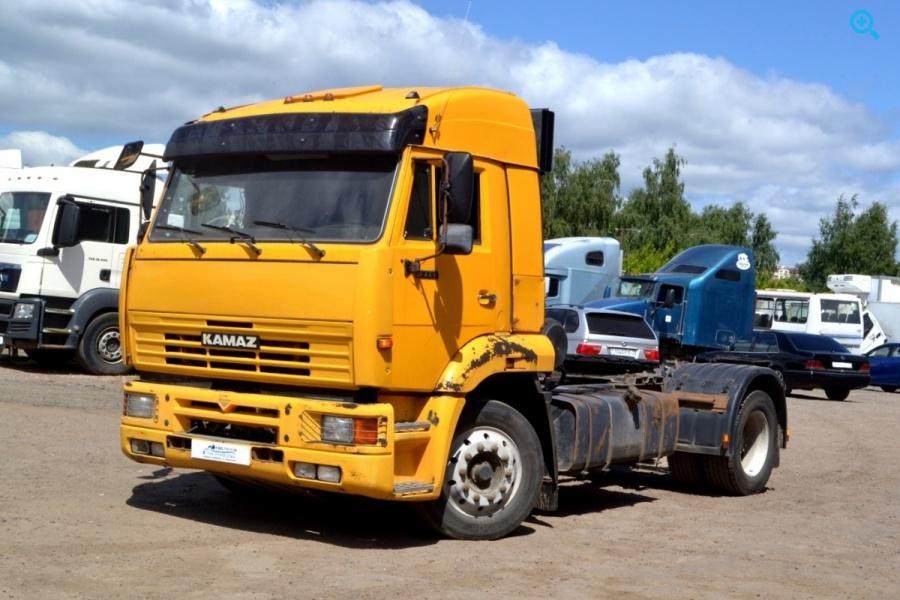 Седельный тягач КАМАЗ 5460-63. Год выпуска: 2009.
