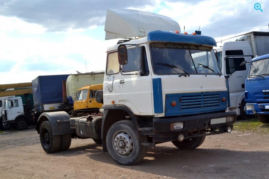 Седельный тягач Skoda LIAZ Series 100