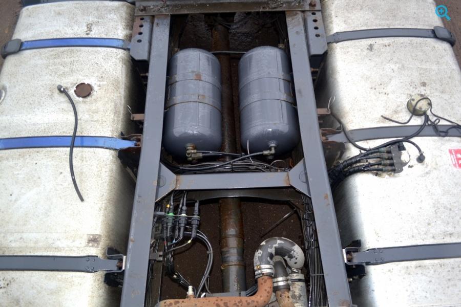 Седельный тягач SCANIA R420Седельный тягач SCANIA R420