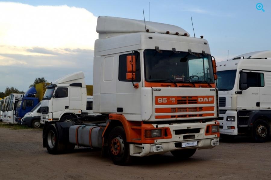 Тягач DAF FT95 430WB380