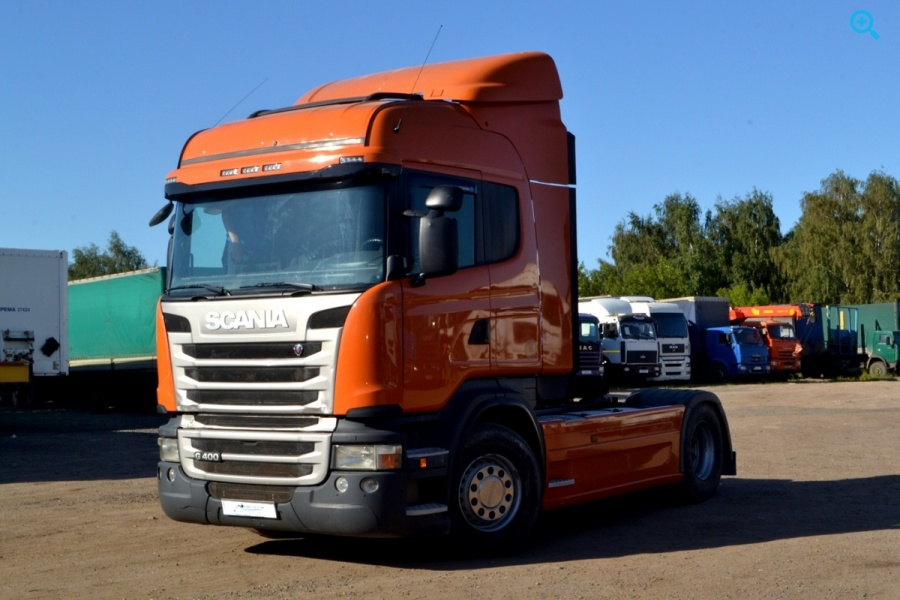 Седельный тягач Scania G400 LA4X2HNA