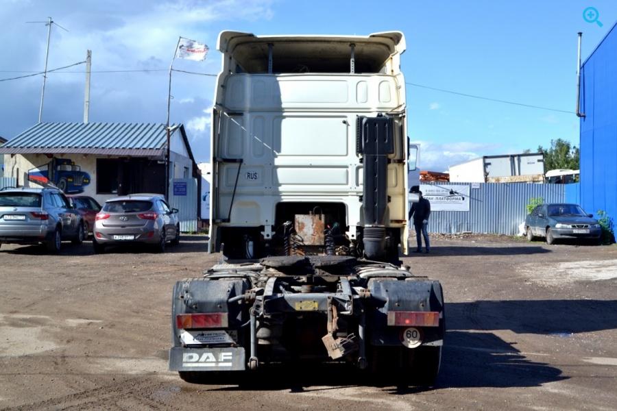 Седельный тягач Daf XF 95.430. Год выпуска 2005.