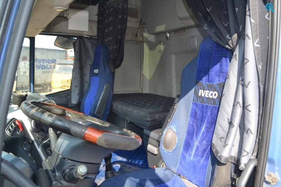 Iveco Stralis АS 440 S42
