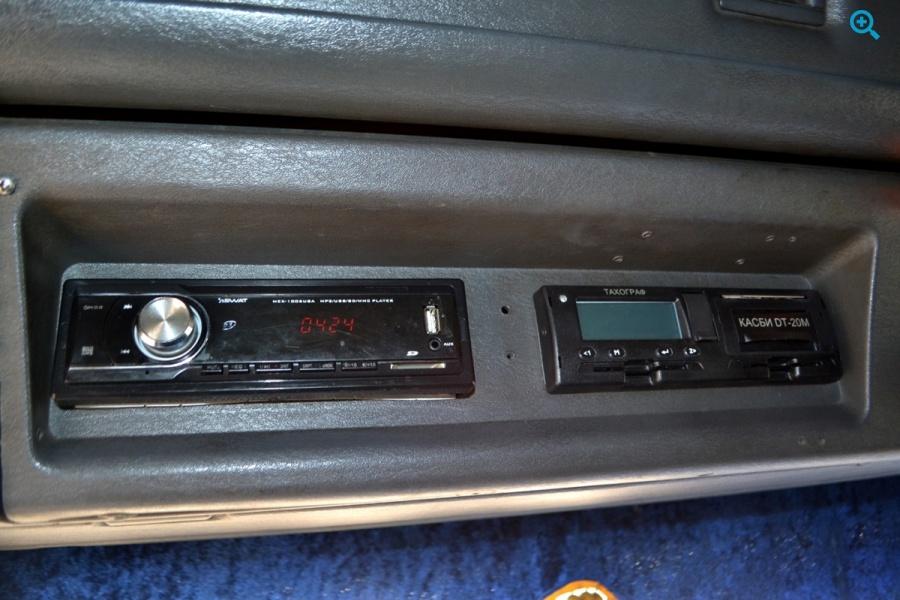 Тягач Scania P94. Год выпуска 2004