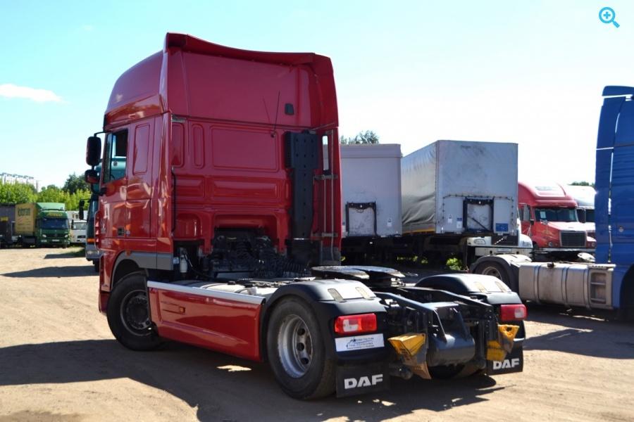 DAF FT XF 105.460 SUPER SPACE CAB