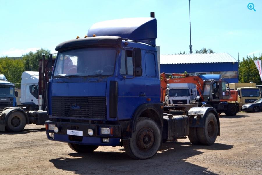 Седельный тягач МАЗ 543208-20
