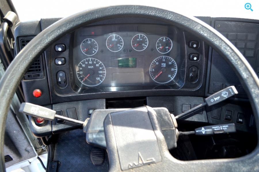 Седельный тягач МАЗ 6430В9