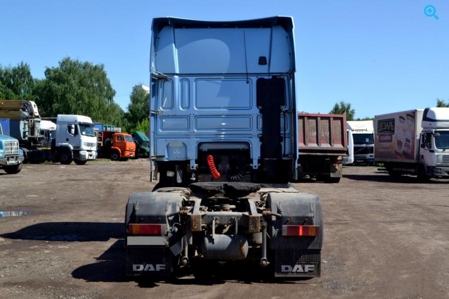 Седельный тягач DAF  XF 105.460. Год выпуска - 2007.