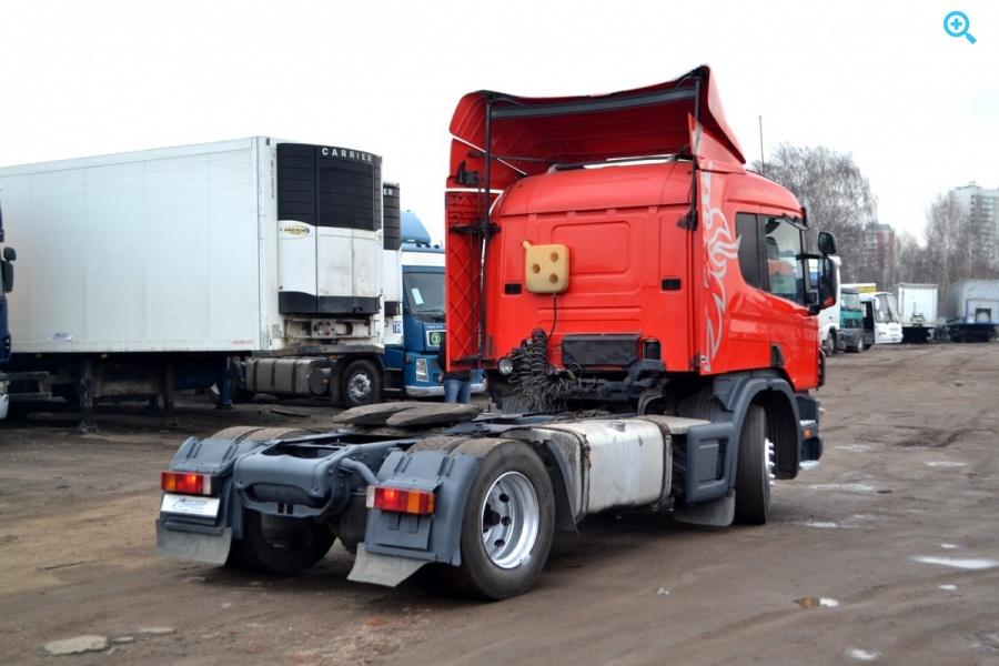 Седельный тягач Scania P114 GA4X2NA 340