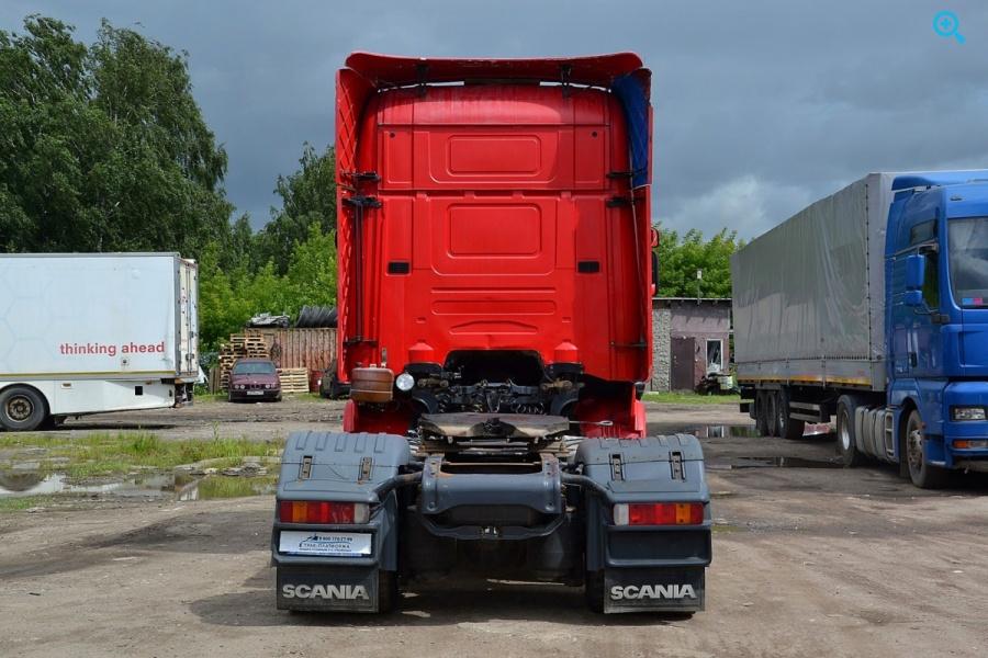 Седельный тягач Scania R114 GА4Х2NА