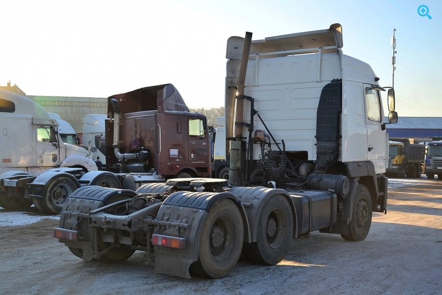 Iveco Stralis AT440S42T\PRR